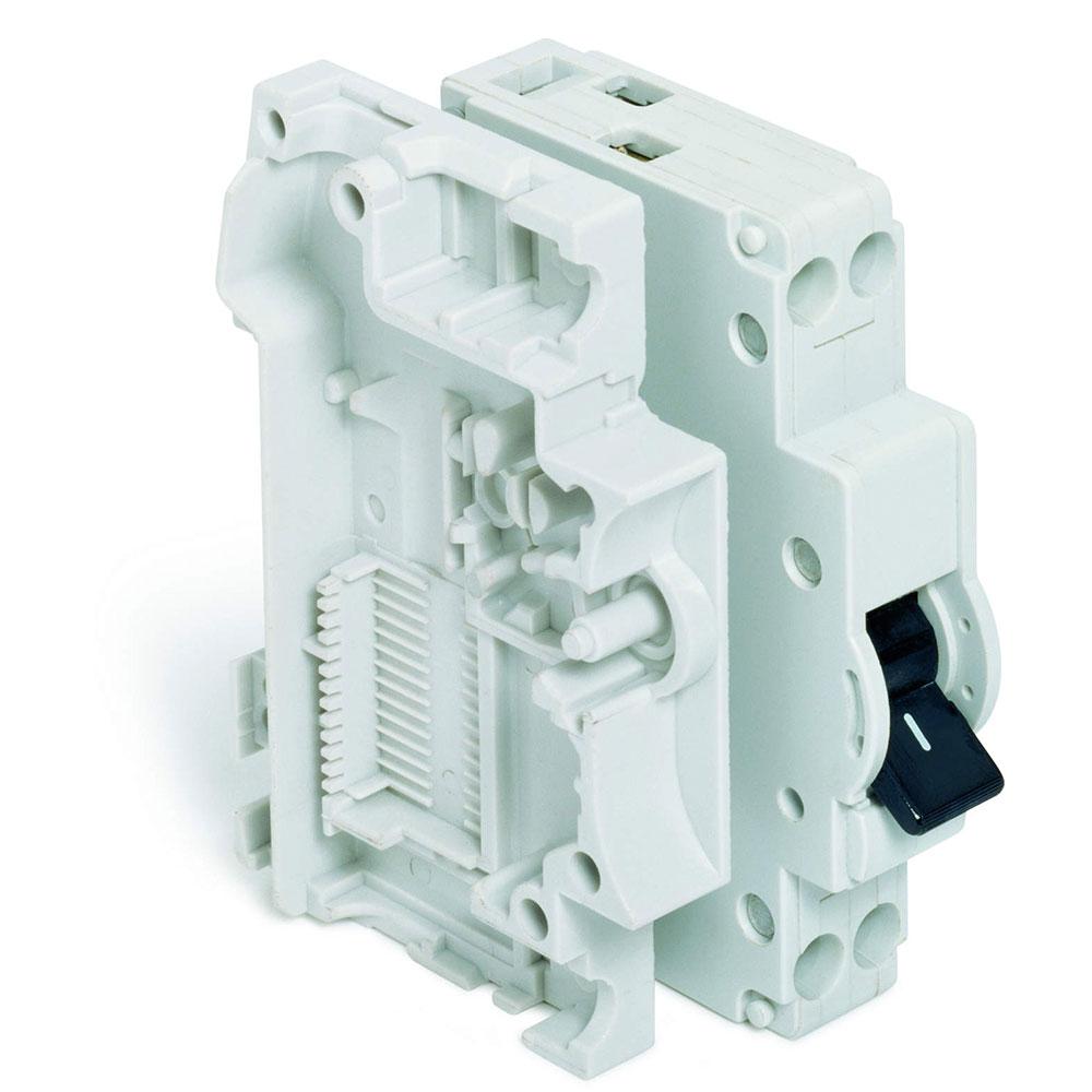 Elektrische Sicherungen und-Fehlerstrom-Schutzschalter